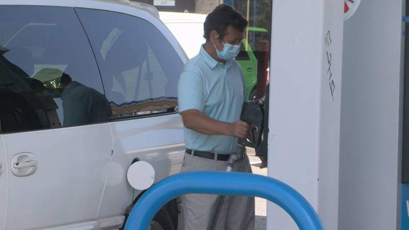 gas returning to Richmond
