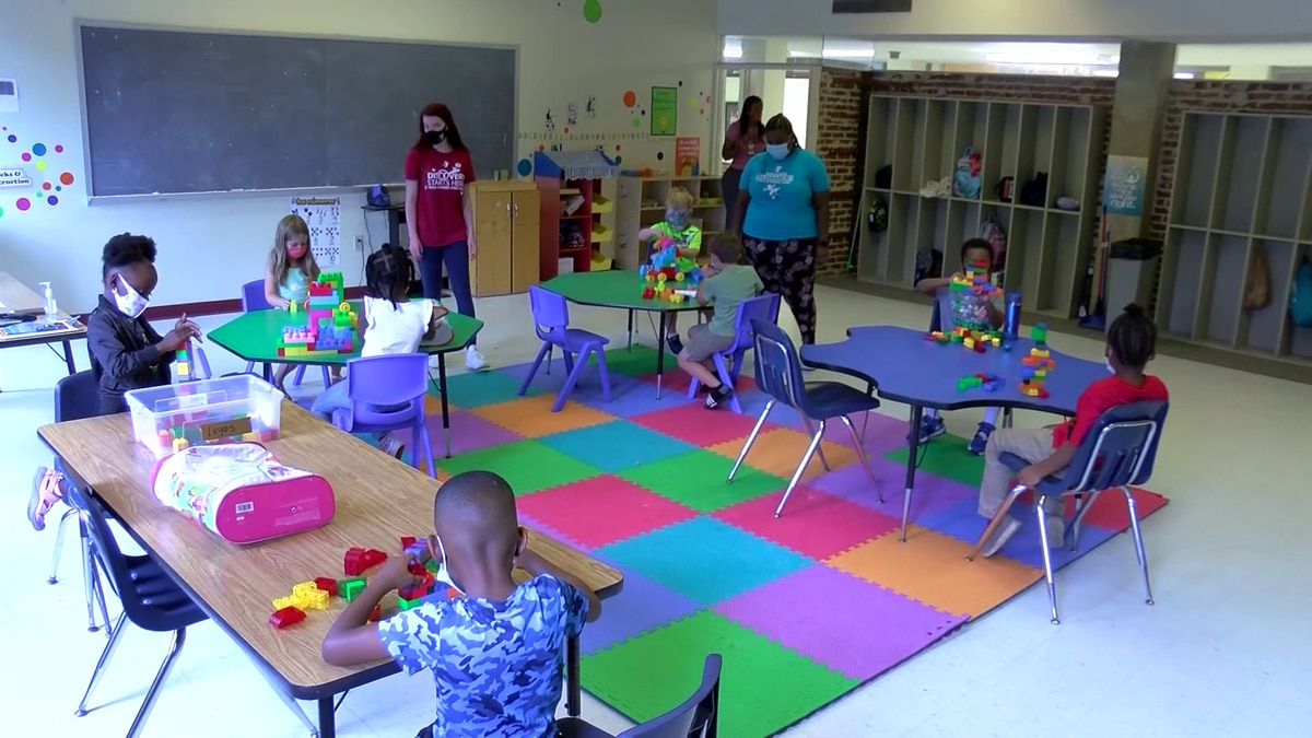 SCS, YMCA team up to provide child care and virtual learning help for families