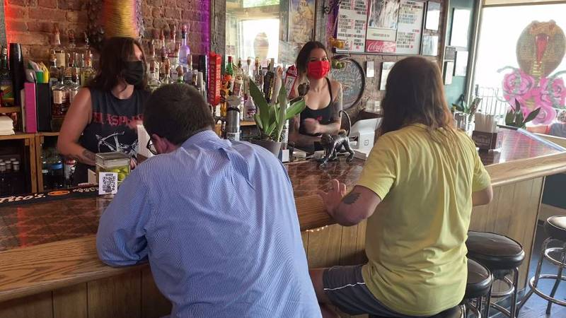 Cobra Cabana and Hot For Pizza are taking voluntary precaution measures, hoping to avoid an...