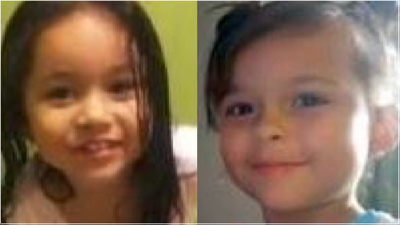 AMBER Alert issued for two missing girls from Richmond.