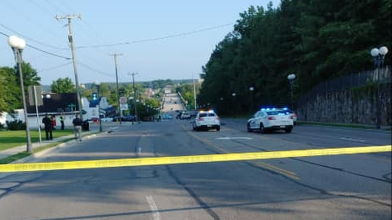 """Colonial Heights Police said the Boulevard is closed due to a """"serious"""" crash."""