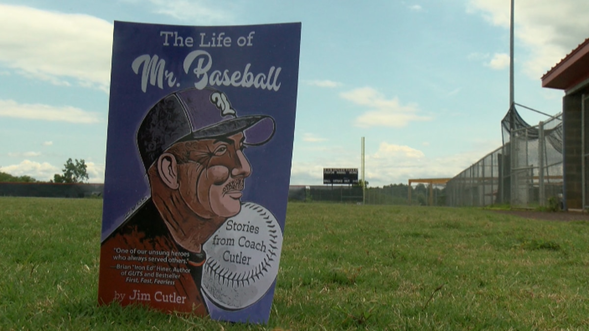 """""""The Life of Mr. Baseball"""" by Jim Cutler is on sale now"""