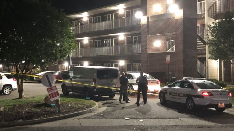 Two people are in critical condition following a shooting in Henrico.