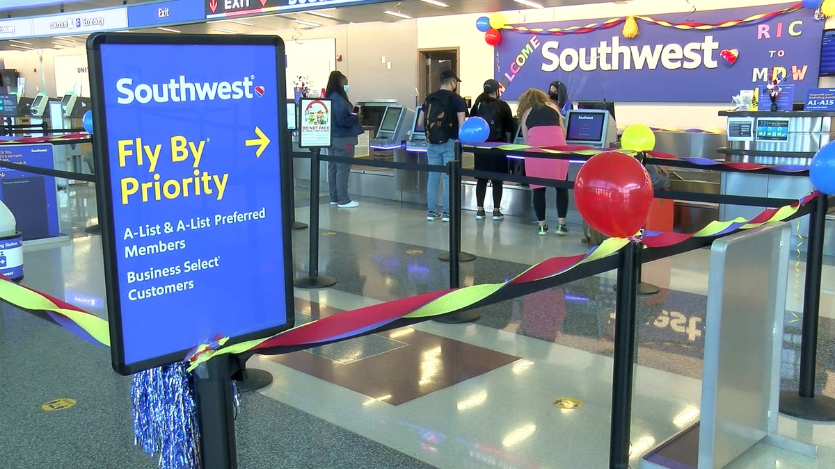 As more people begin to travel by air again, Richmond International Airport has added a new...