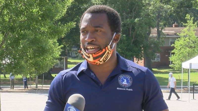 Leaders across Richmond are reacting to the damage left behind from protest Friday night.
