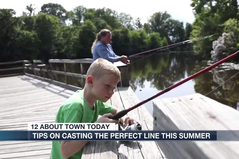 Tips on casting the perfect line this summer