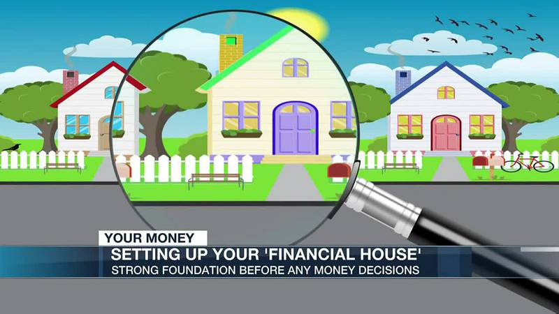 Setting up your financial house
