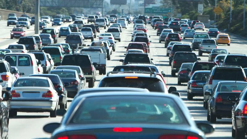 Generic photo of traffic