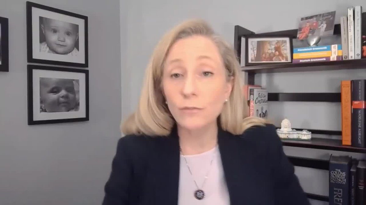 Rep. Spanberger discusses COVID-19 relief, impeachment at telephone town hall