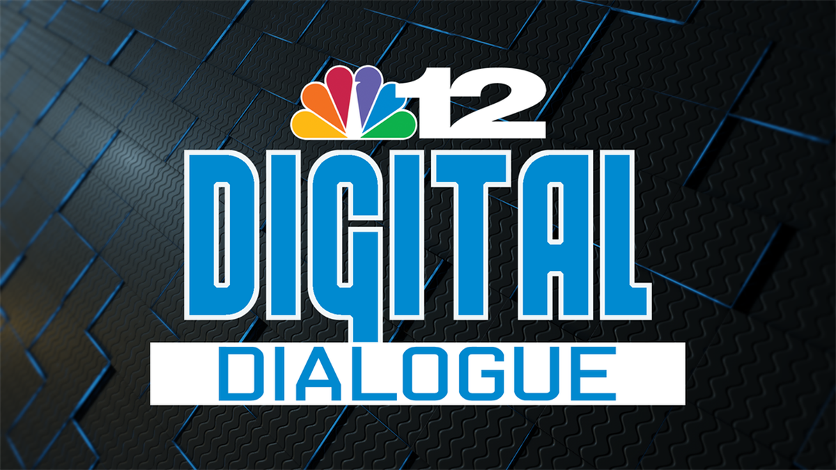 """During NBC12's """"Digital Dialogue,"""" you'll be able to ask your own questions on Facebook Live or..."""