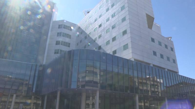 UVA Medical Center.