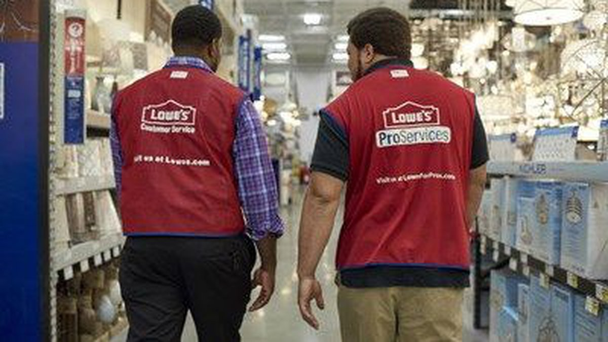 Richmond is one of four cities that will test a Lowe's job skill program before it goes...