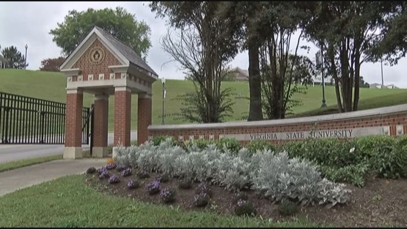 Virginia State University in Ettrick. (Source: NBC12)