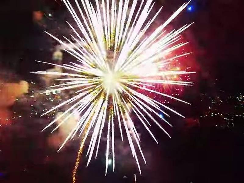 Fireworks (Source: File)