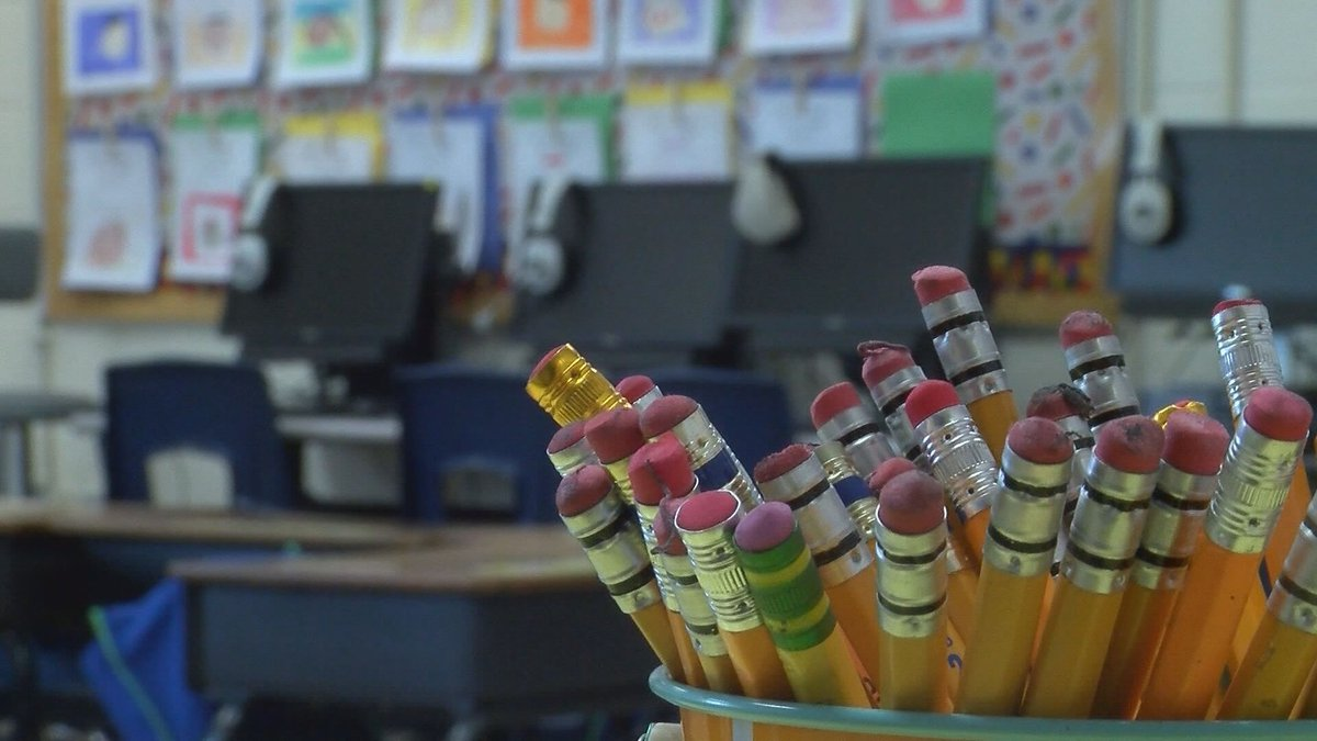 Amherst County officials say all public secondary schools are closing temporarily after a...
