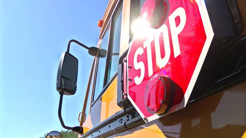 Henrico school bus drivers address school leadership during a meeting on Thursday.