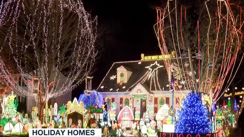 Christmas on Wendhurst is a tradition that has been going strong in Glen Allen for 22 years.