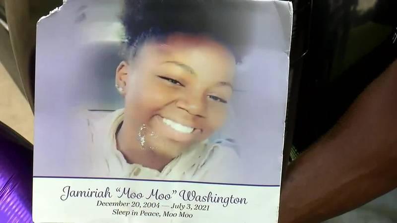 Celebration of life for teen shot, killed in White Oak