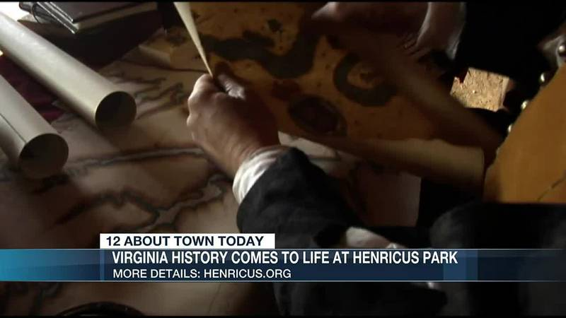 Virginia History Comes To Life At Henricus Park