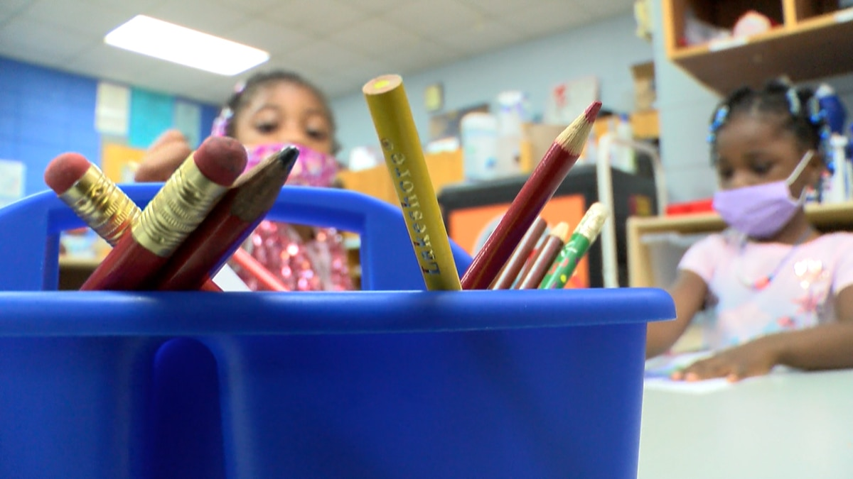 Right now, there's several entities offering pre-K schooling across the coast, through programs...