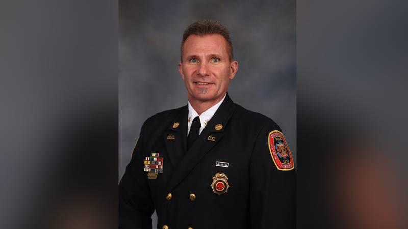"Battalion Chief Robert ""Bobby"" L. Duffus"