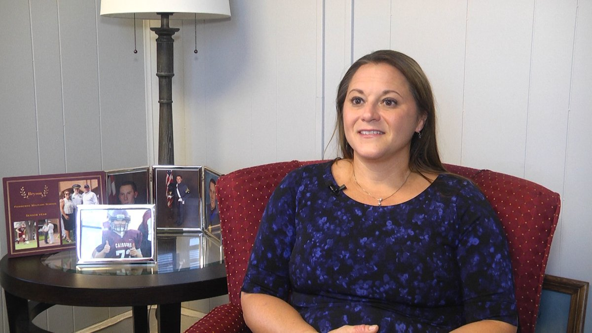 Nicole Overton will be acting as Interim Superintendent at Fishburne Military School in...