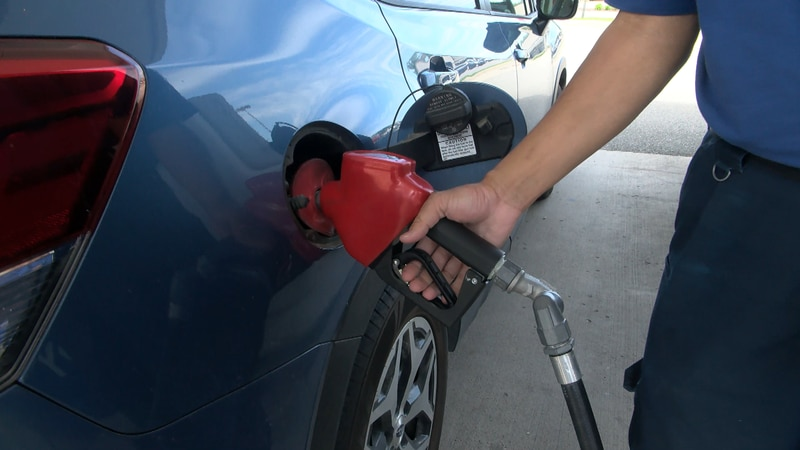 Many drivers head to the pumps amid the Colonial Pipeline shutdown.