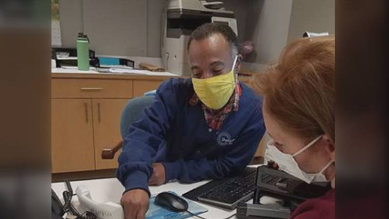 Health care clinics are strained during the coronavirus crisis, many converting their...