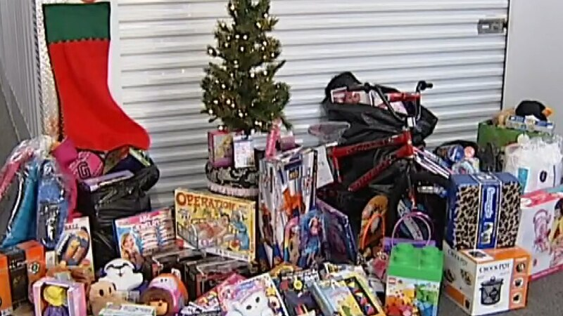HomeAgain Shelter Toy Drive