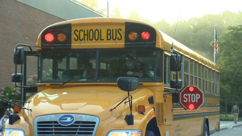 Tomorrow, Chesterfield Schools will hold a bus driver job fair. The district is among several...