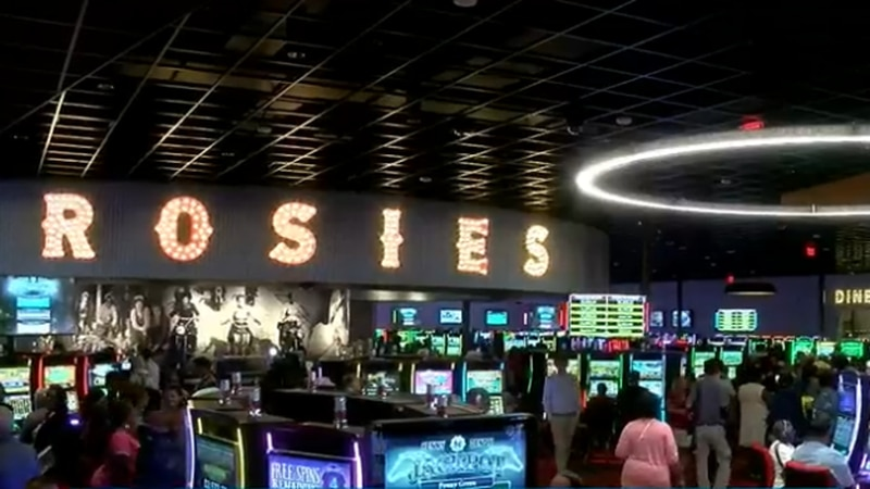 Rosie's Gaming Emporium in Richmond