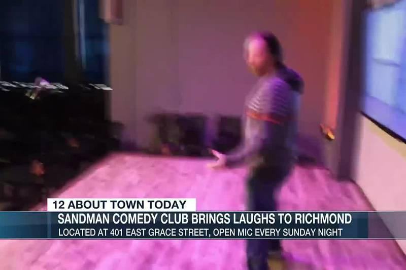 Sandman Comedy Club brings laughs to Richmond