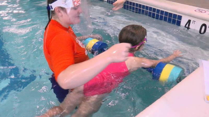 As more pools will be opening during Memorial Day weekend, experts want to make sure children...