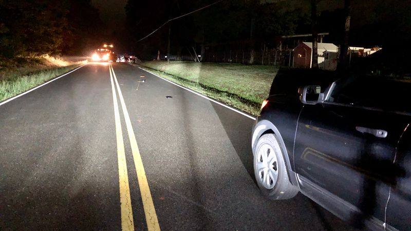 Two men were killed in a crash in Henrico's east end Thursday night.