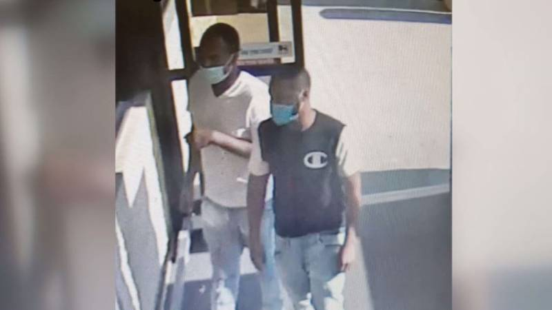 Anyone who recognizes the men in the video should call Petersburg/Dinwiddie Crime Solvers at...