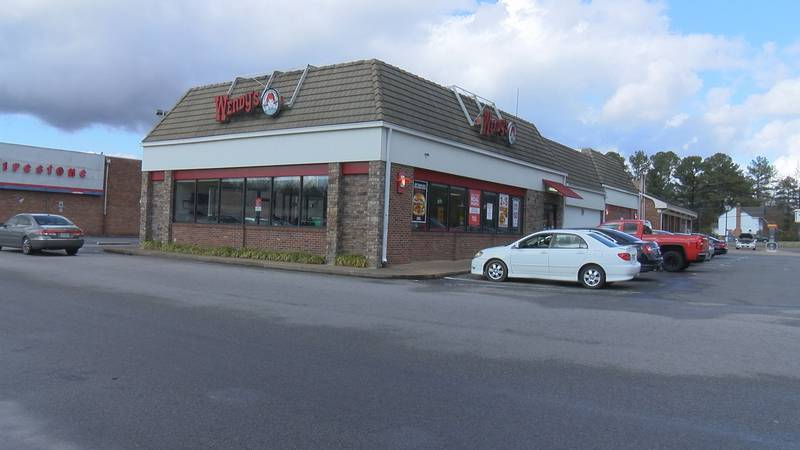 The robbery took place at the Wendy's located at 5620 Hopkins Rd at about 1:17 a.m. No one was...