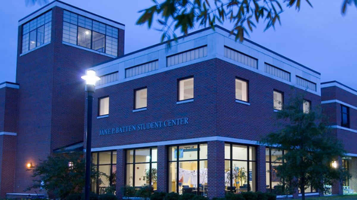 Jane P. Batten Student Center at Virginia Wesleyan University.