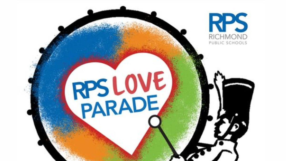 RPS Love Parade flyer