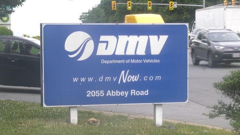 DMV in Albemarle County