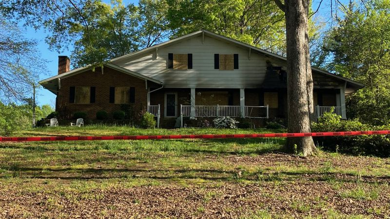 Five of the six victims were identified from a house fire in Chesterfield.