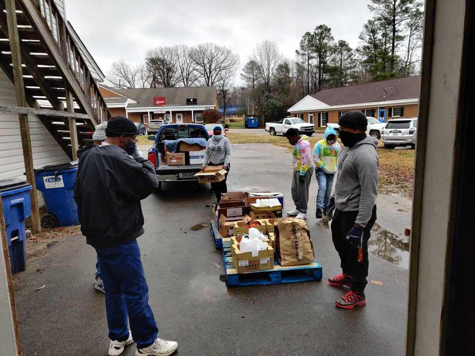 Redemption Outreach Food Pantry
