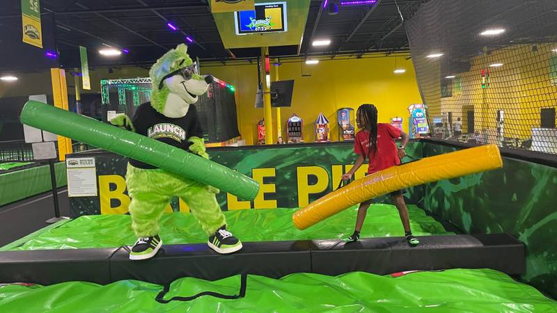 A trampoline park in Chesterfield is working hard to stay open after a challenging year due to...