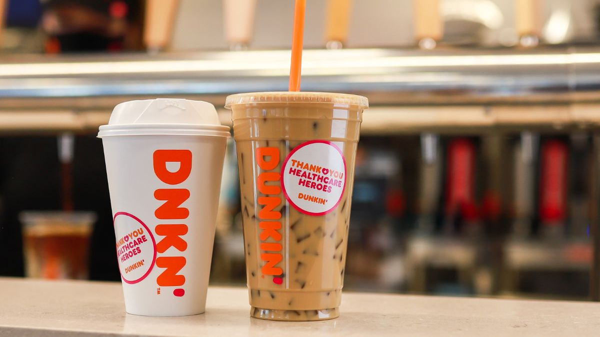 Dunkin' is celebrating healthcare heroes across the country by giving them a free coffee on...