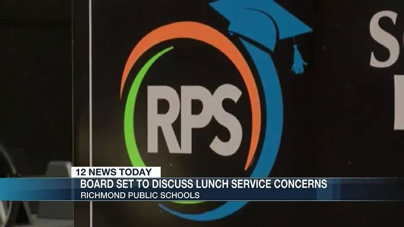 RPS meal concerns