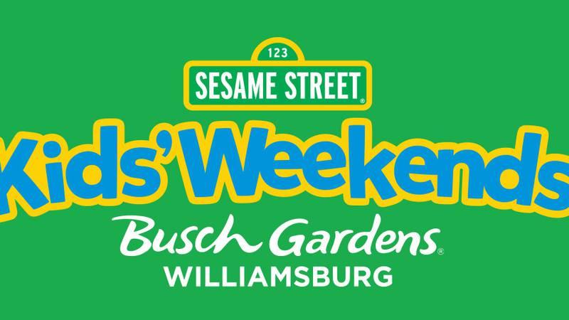 Busch Gardens Williamsburg Kids' Weekend Giveaway