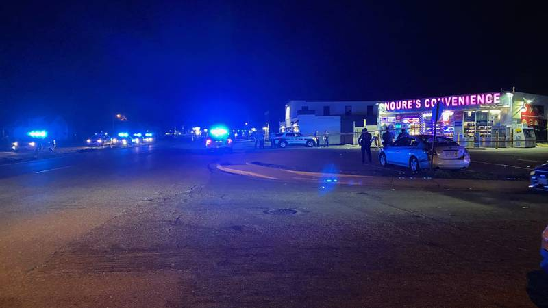 Henrico Police are investigating a double shooting on Laburnum Ave.