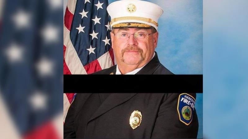 """Retired Deputy Chief Gayle """"Bear"""" Carneal"""
