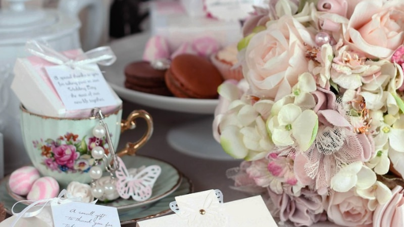 Guests will be able to try out a selection of teas, finger sandwiches and sweets during a...