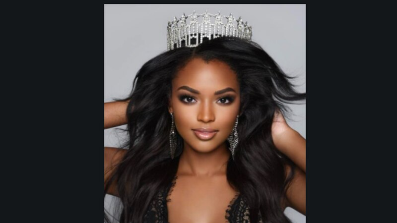 Aysa Branch crowned Miss USA 2020.