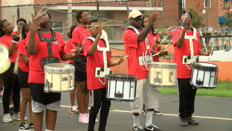 The Ephesus Drumline is hoping to repeat as champion at the event it won five years ago.